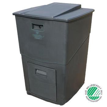 Bilde av kompostbinge